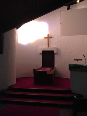 Whenua Tapu Chapel