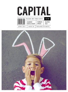 Capital Magazine - April 2014