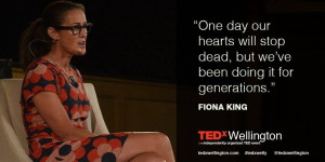 Fiona King TEDxWellington